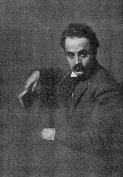 Kahlil Gibran, al-Funun 1, no. 1 (April 1913)